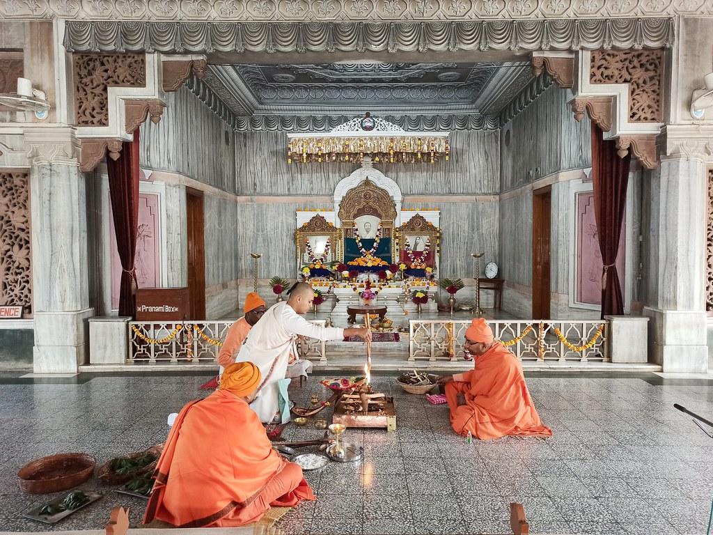 Holy Mother's Ttithi Puja (14)