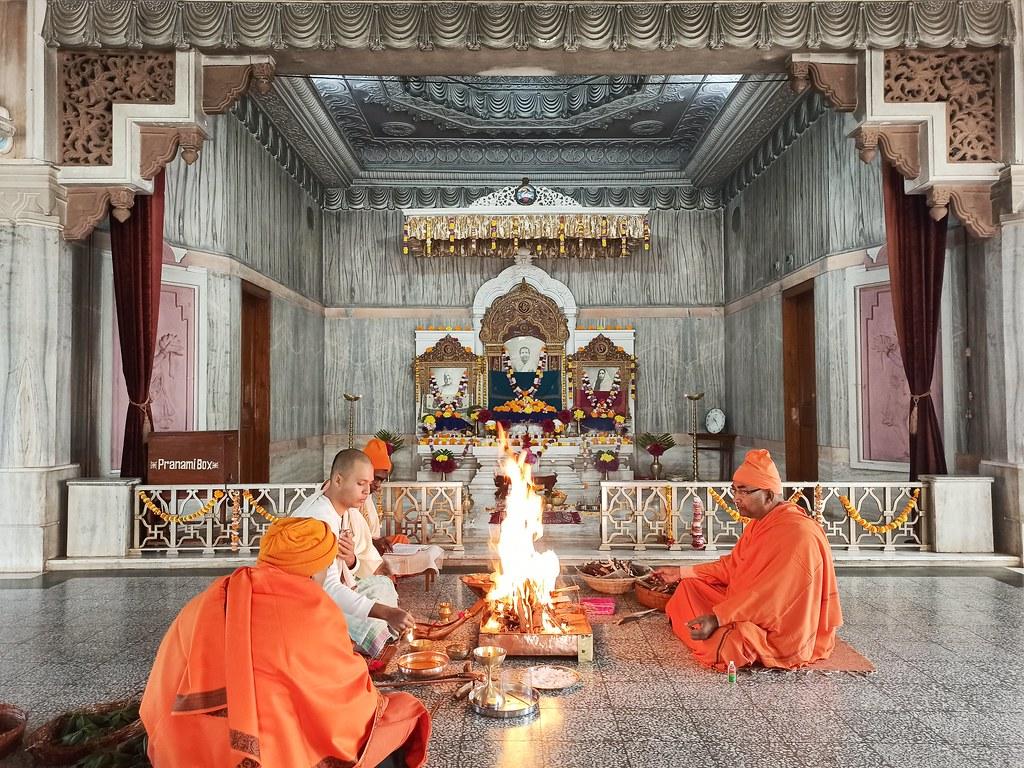 Holy Mother's Ttithi Puja (15)