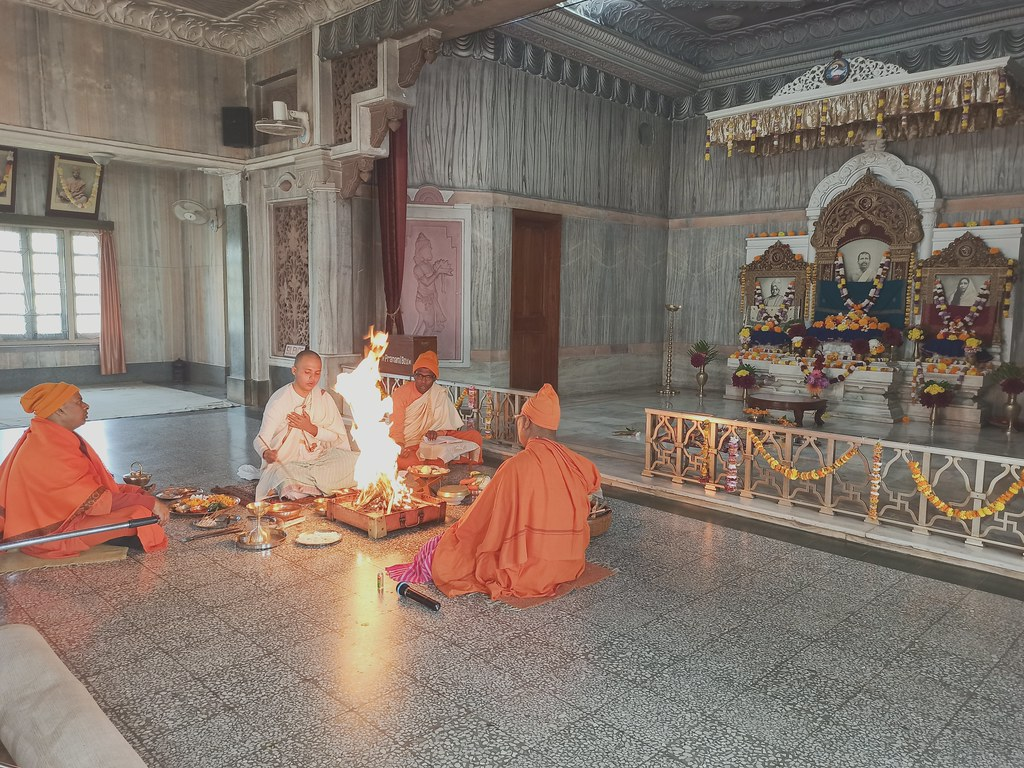 Holy Mother's Ttithi Puja (16)