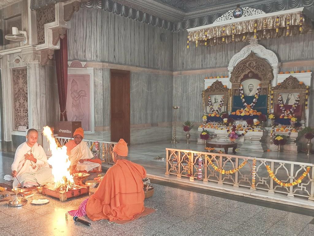 Holy Mother's Ttithi Puja (21)