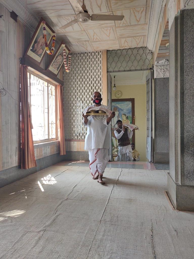 Holy Mother's Ttithi Puja (31)