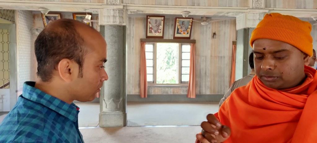 Holy Mother's Ttithi Puja (37)