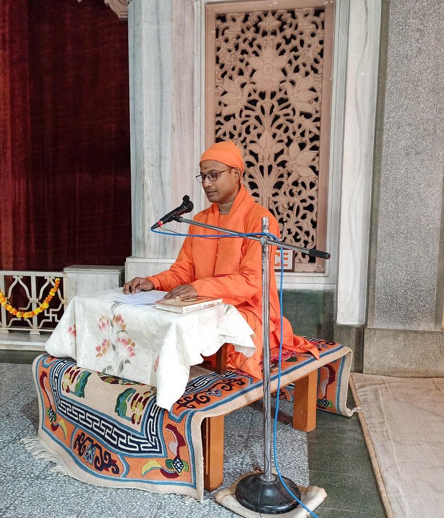 Holy Mother's Ttithi Puja (49)