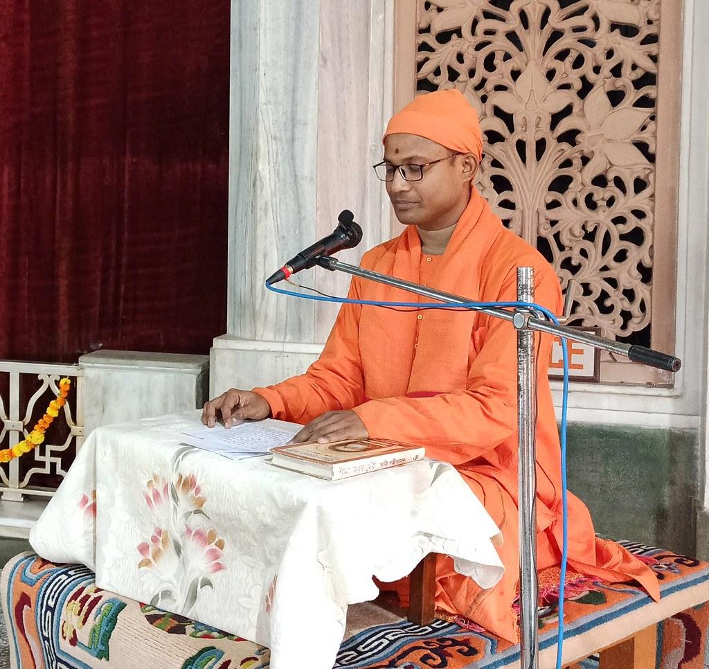 Holy Mother's Ttithi Puja (51)