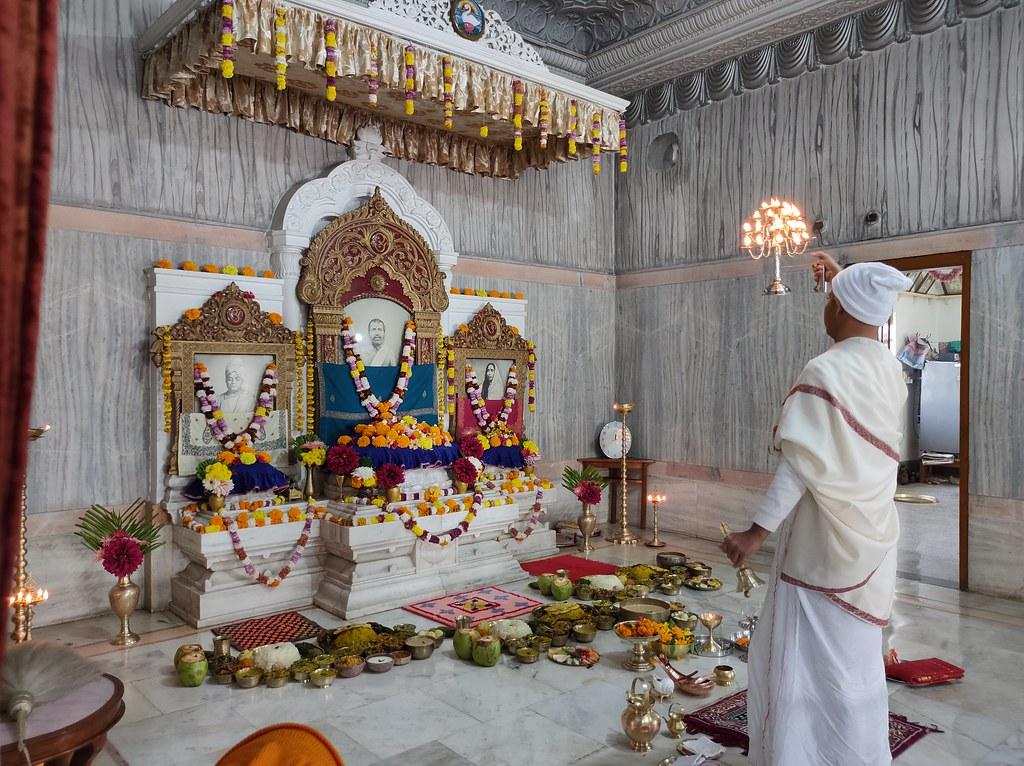 Holy Mother's Ttithi Puja (65)