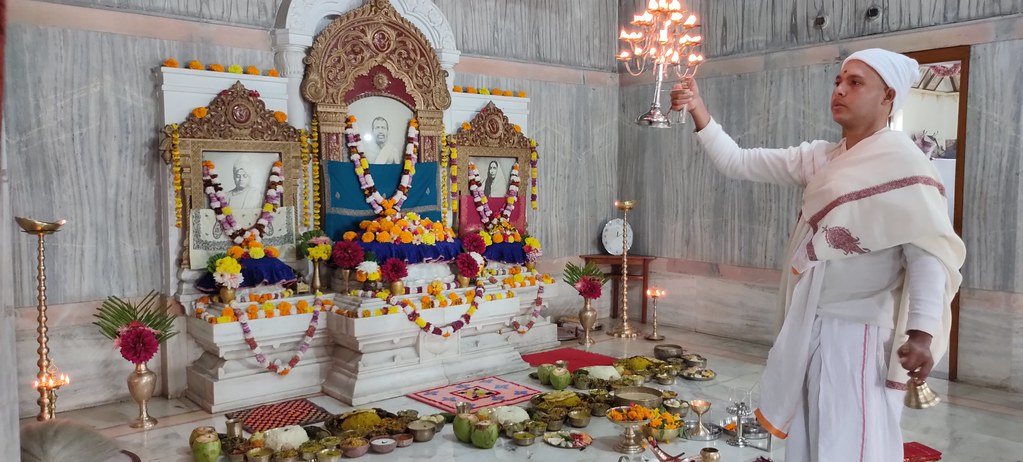 Holy Mother's Ttithi Puja (67)