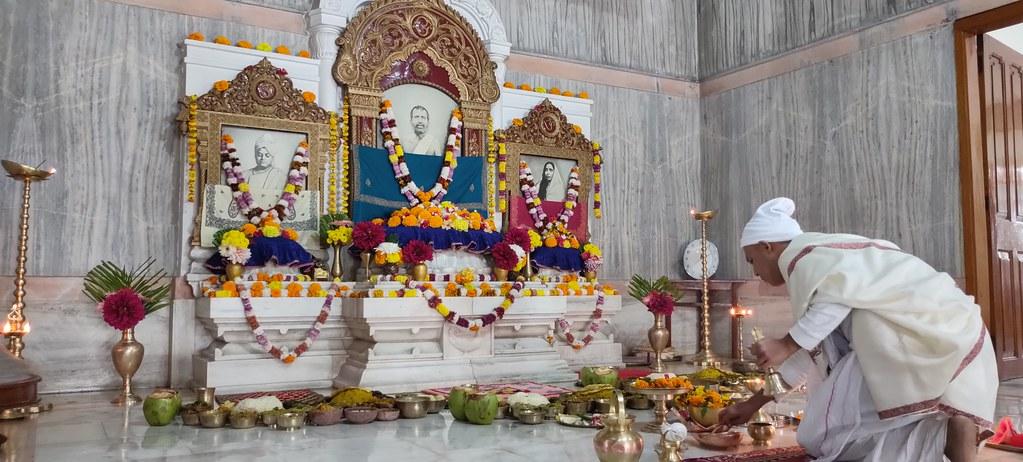 Holy Mother's Ttithi Puja (69)