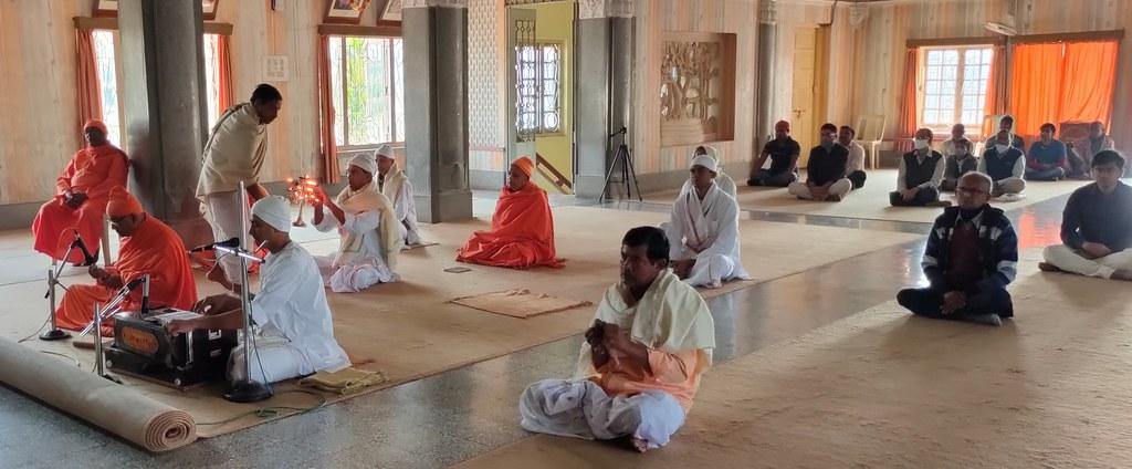 Holy Mother's Ttithi Puja (70)