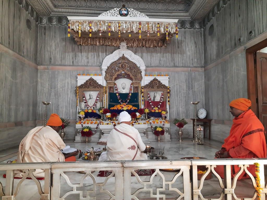 Holy Mother's Ttithi Puja (5)