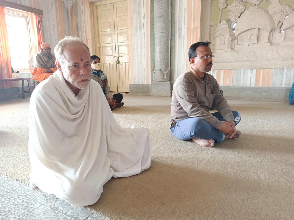 Holy Mother's Ttithi Puja (53)