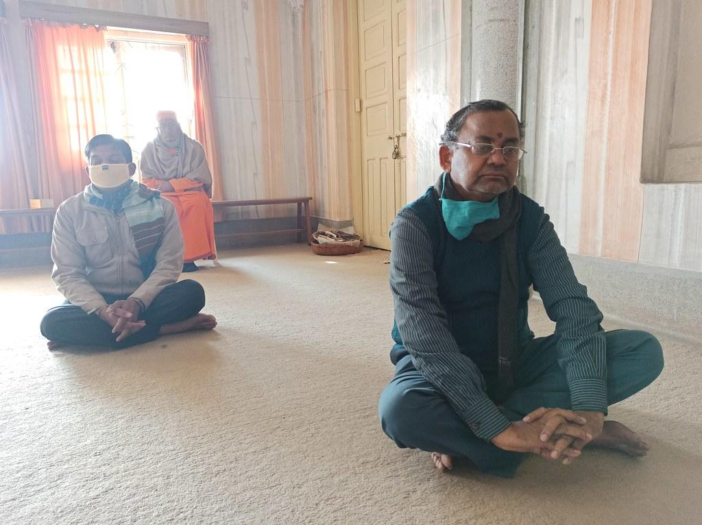 Holy Mother's Ttithi Puja (54)