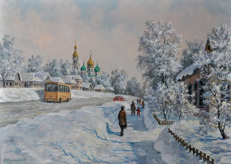Салієнко, 2005