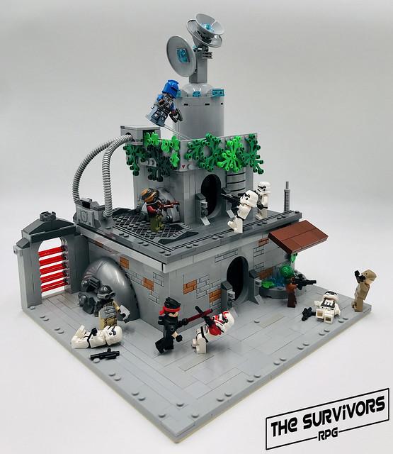 [The Survivors RPG] - Ambush on Ryder Base
