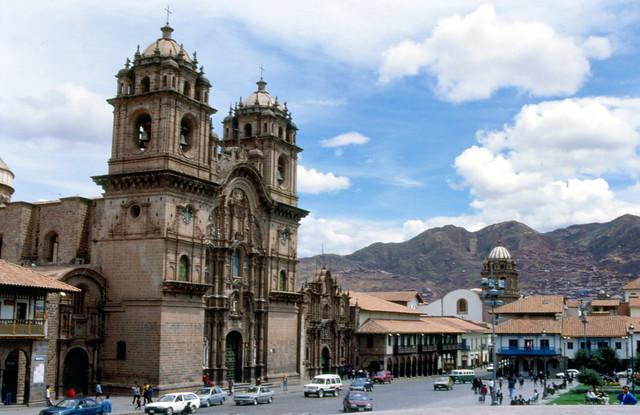 Templo de los Jesuitas de CUZCO - Perú