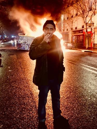 映画『ルクス・エテルナ 永遠の光』ギャスパー・ノエ監督 ©2020 SAINT LAURENT-VIXENS-LES CINEMAS DE LA ZONE