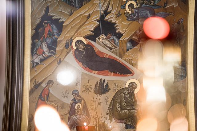 6 января 2021, Рождественский сочельник. Христорождественский женский монастырь (Тверь) | 6 January 2021, Christmas Eve. Nativity of Christ Convent (Tver)