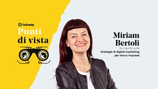 GoDaddy - Micro imprese e digital marketing - white paper di Miriam Bertoli