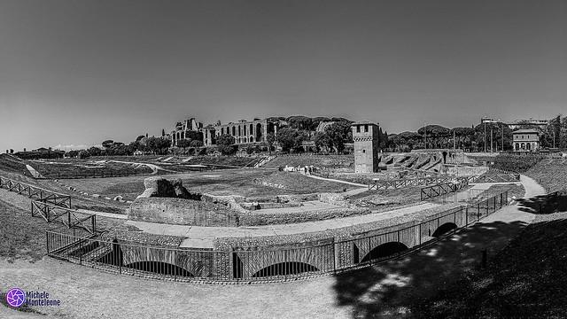 Roma: Circo Massimo - Rome: Circus Maximus
