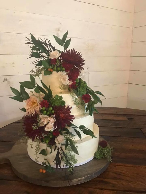 Cake by Lisa G's Cakes & Catering
