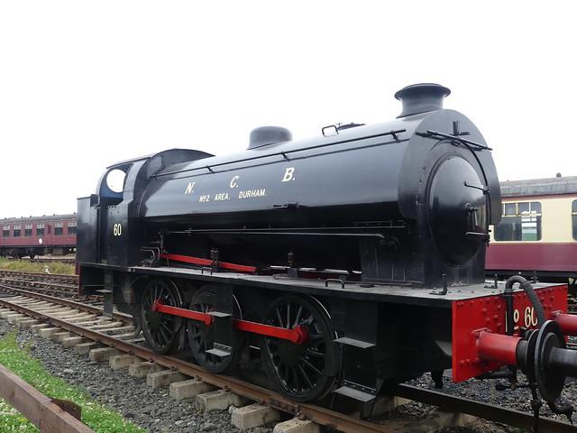 P1020383 - 2019-07-27- Aln Valley Railway - NCB No. 60