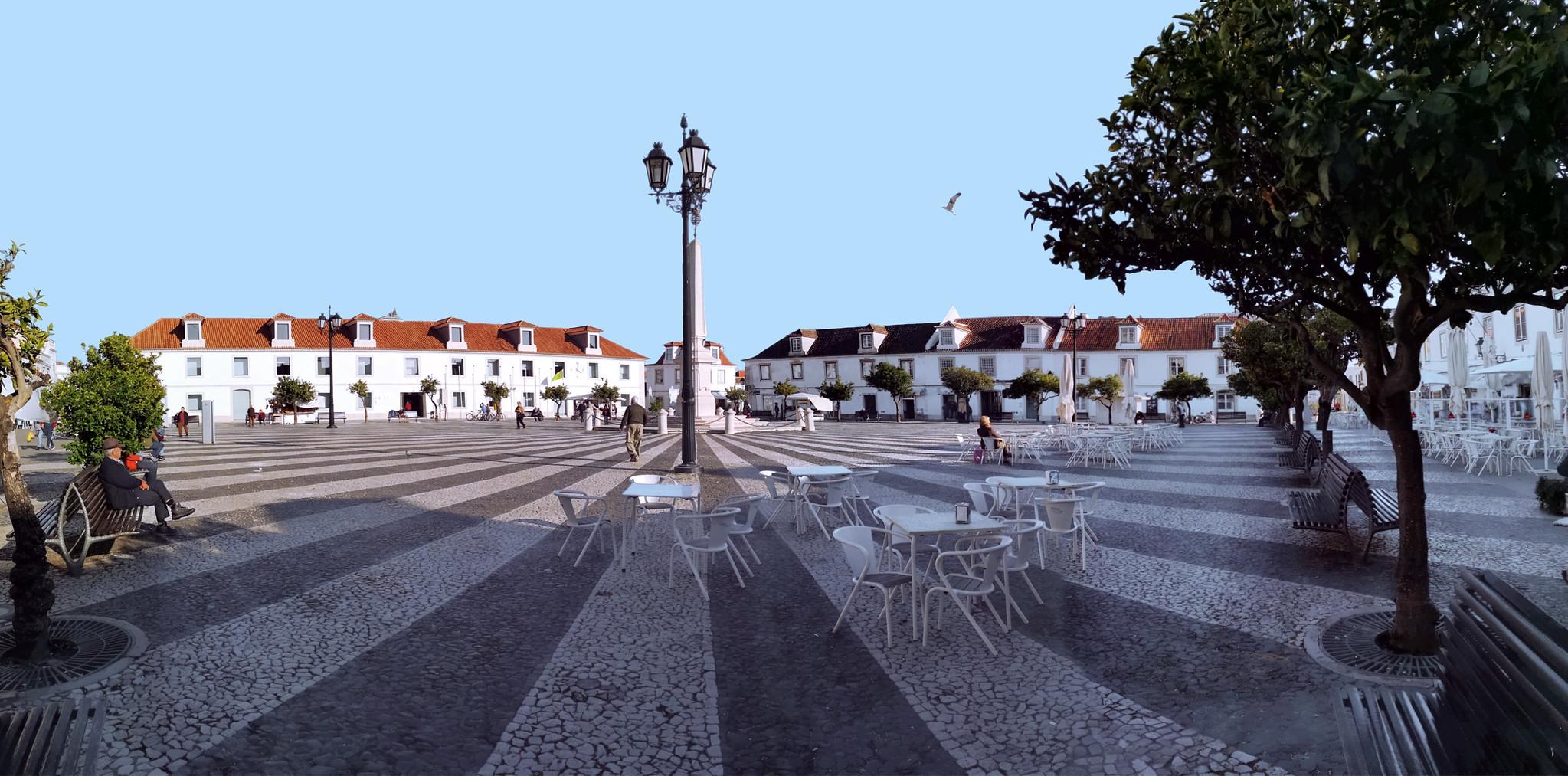 Ayuntamiento Camara Municipal de Vila Real de Santo Antonio Praça Marques de Pombal Portugal