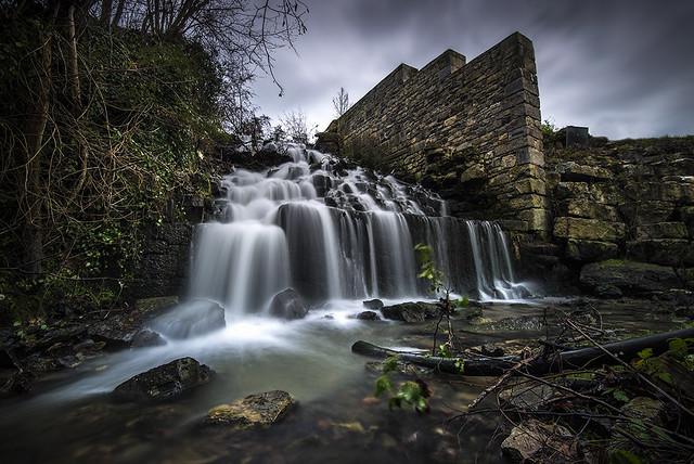 Floreffe Waterfall