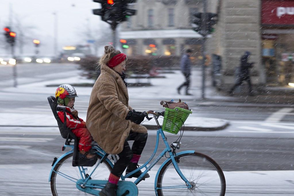 Copenhagen Viking Biking - Winter Cycling