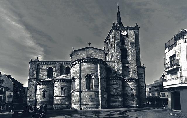 Iglesia de Santa María del Azogue - Benavente - Zamora.