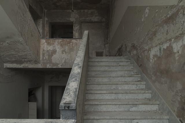 Sanatorium. Italy 2014.