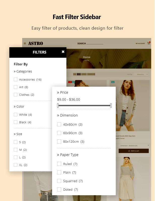Azura -  Fashion Ecommerce Shopping Theme