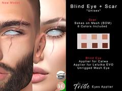 Tville - Scar + Blind Eye II