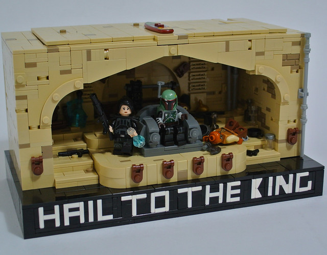Boba Fett - Hail to the King