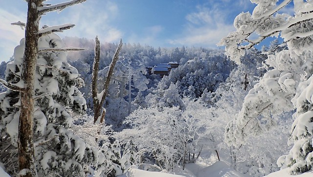 Mt.Omine(Nara Prefecture,Japan)
