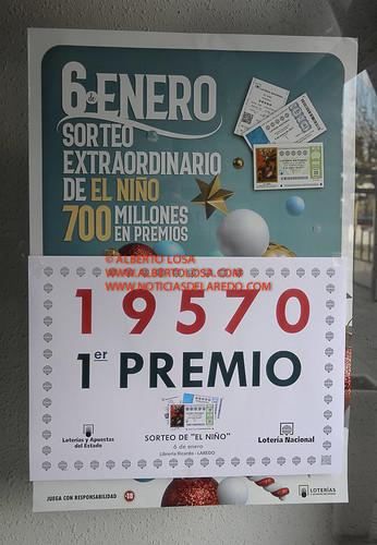 LOTERIA NIÑO LAREDO, CANTABRIA-17