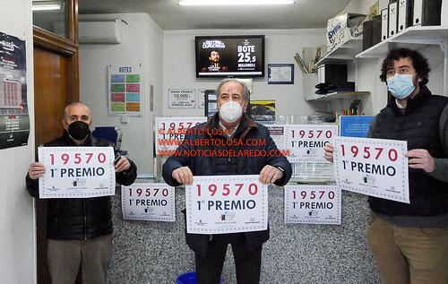 LOTERIA NIÑO LAREDO, CANTABRIA-14