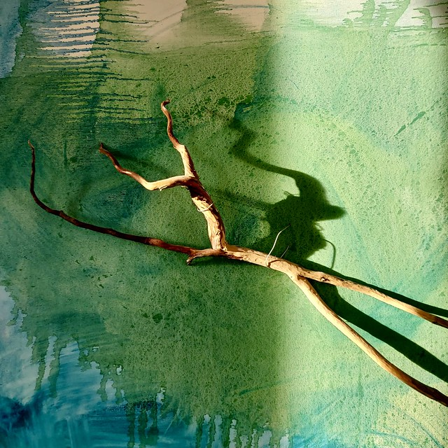 IMPERIAL - ORGANIC PAINTING SHADOW TRAVEL