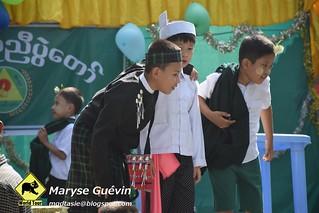 Mrauk-U, Myanmar