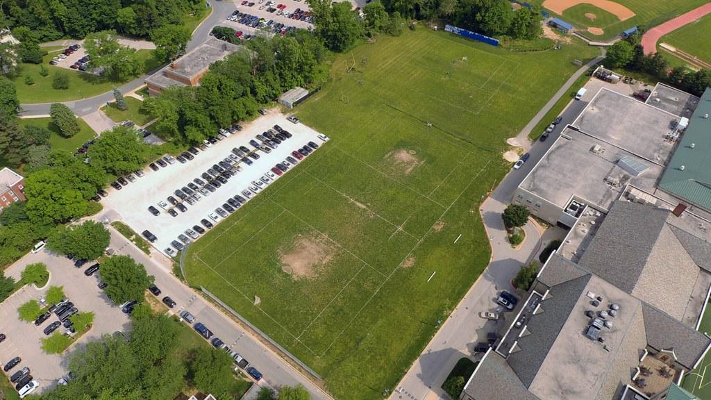 Loyola Blakefield Turf Field Project 2021