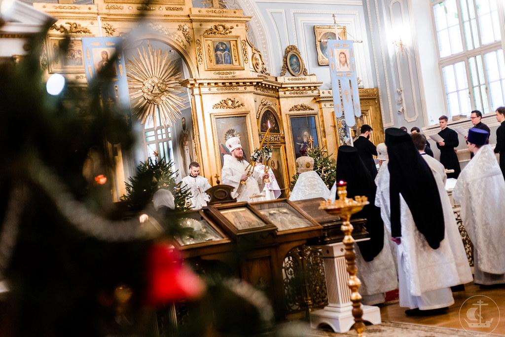 6 января 2021, Рождественский сочельник / 6 January 2021, Christmas eve