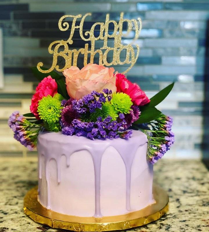 Cake by Blissful Bites Sweet Shoppe