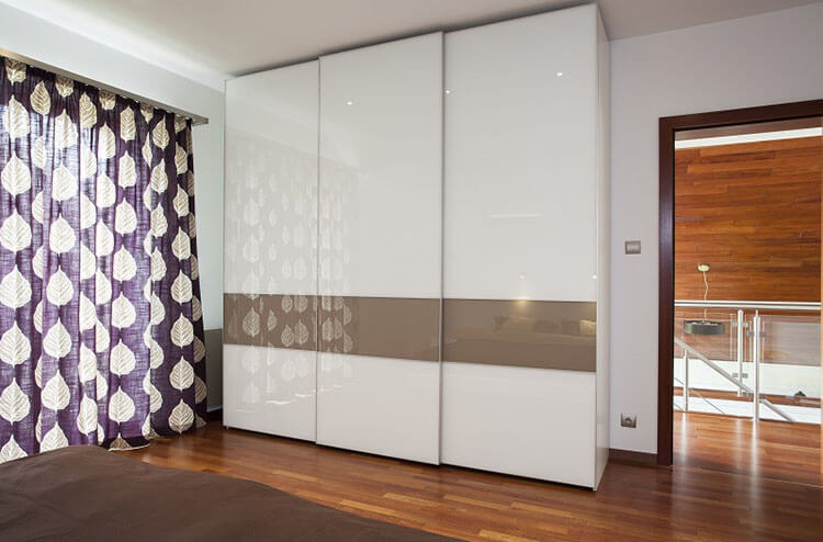 Sliding Cupboard Door at home