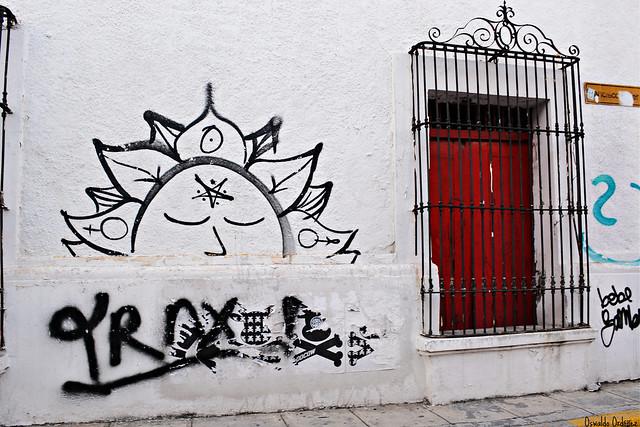 Graffiti Monterrey #3