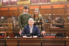 Rep. Pat Callahan - Family