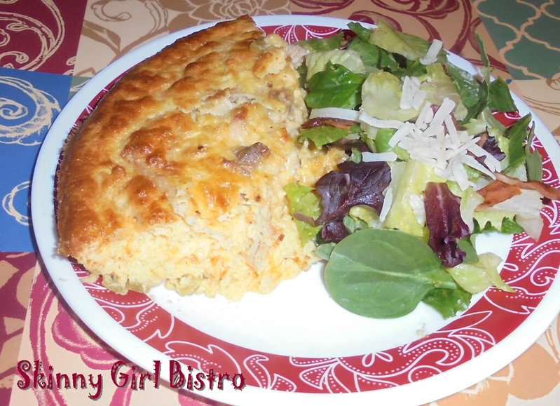 Photo: Chicken Chile Rellano Pie