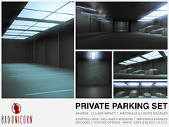 NEW! Private Parking Set @ TMD