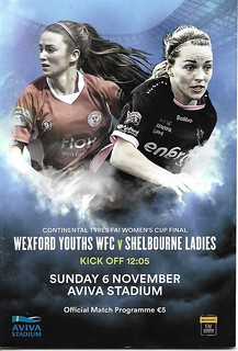 2016 Womens FAI Cup final, Wexford Youths v Shelbourne