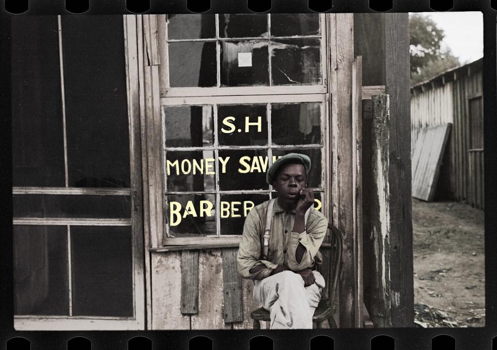 Natchez  Mississippi 1935