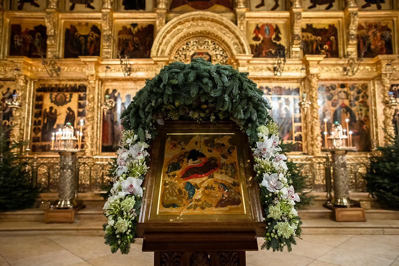 6-7 января 2021, Рождество Христово / 6-7 January 2021, Christmas