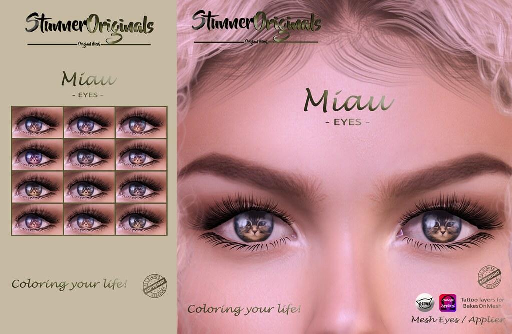 .:: SO ::. Fatpack Eyes Miau