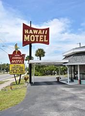 Hawaii Motel - South Daytona, Florida